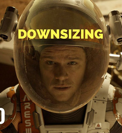 Downsizing Release Date