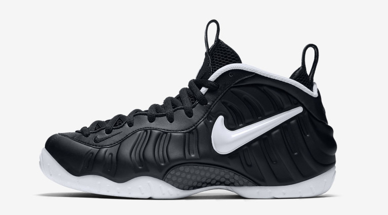 The Nike Air Foamposite Pro 2