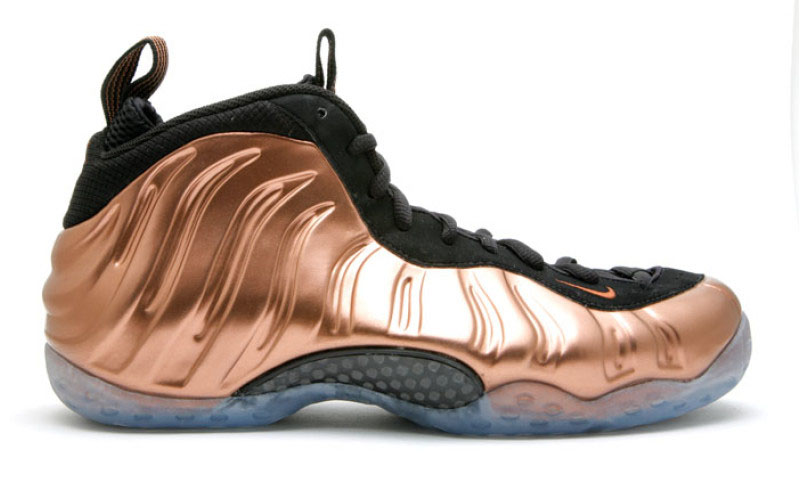 Nike Air Foamposite One Copper 2