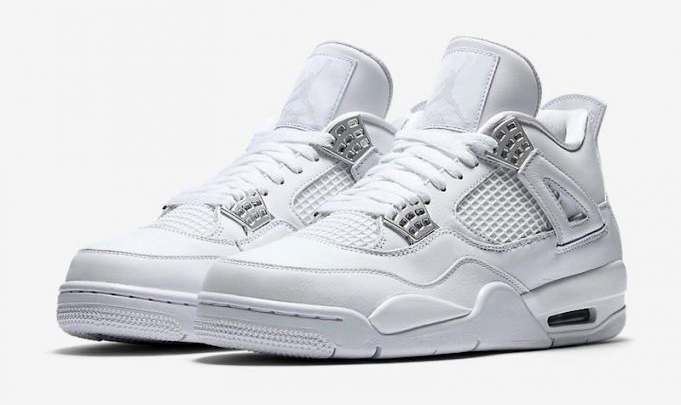 Air Jordan 4 Pure Money 1