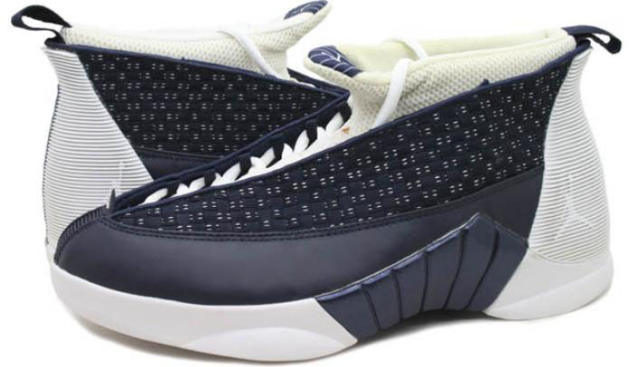 The Air Jordan 15 Obsidian 2