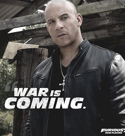 Fast & Furious 8 Release Date